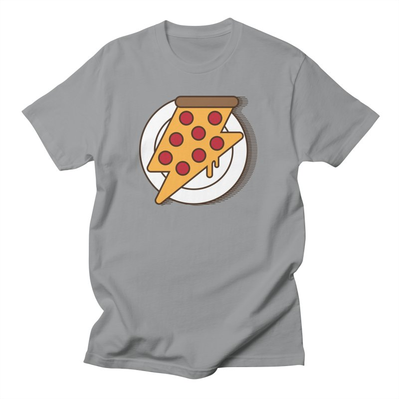 Fast Pizza Women's Unisex T-Shirt by Steven Toang