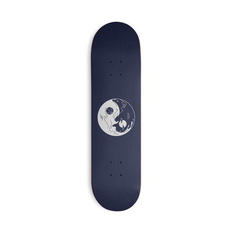 Summer night Accessories Skateboard by Steven Toang
