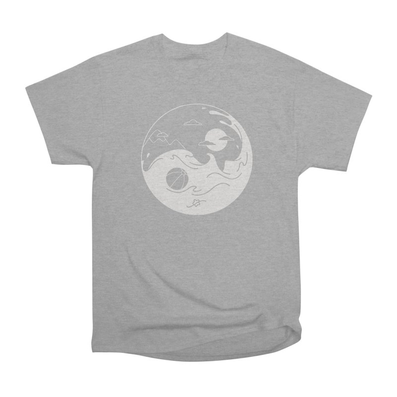 Summer night Women's Classic Unisex T-Shirt by Steven Toang