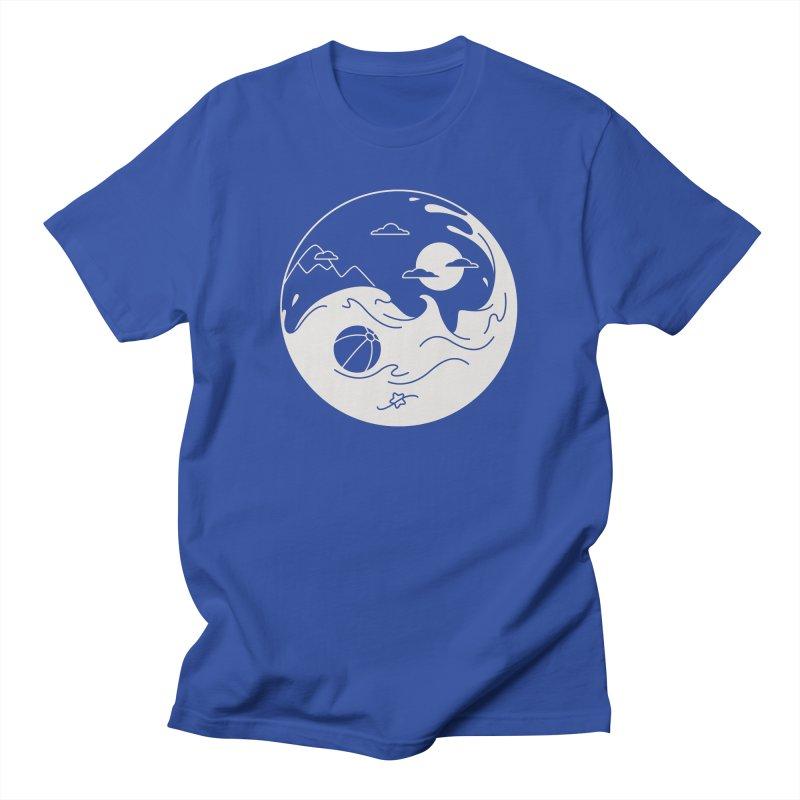 Summer night Women's Unisex T-Shirt by Steven Toang