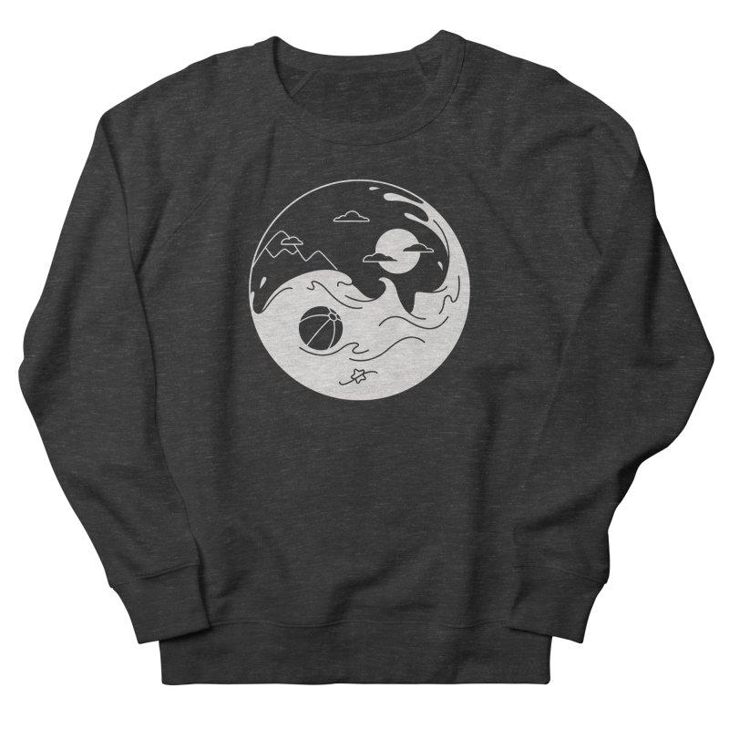 Summer night Women's Sweatshirt by Steven Toang