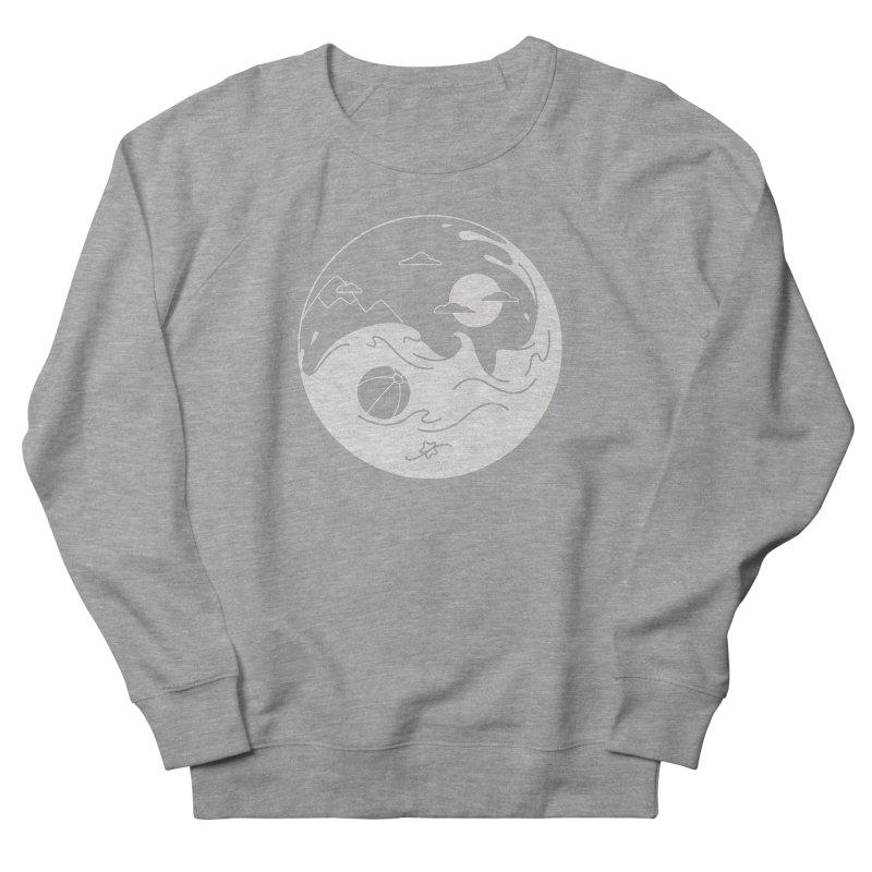 Summer night Men's Sweatshirt by Steven Toang