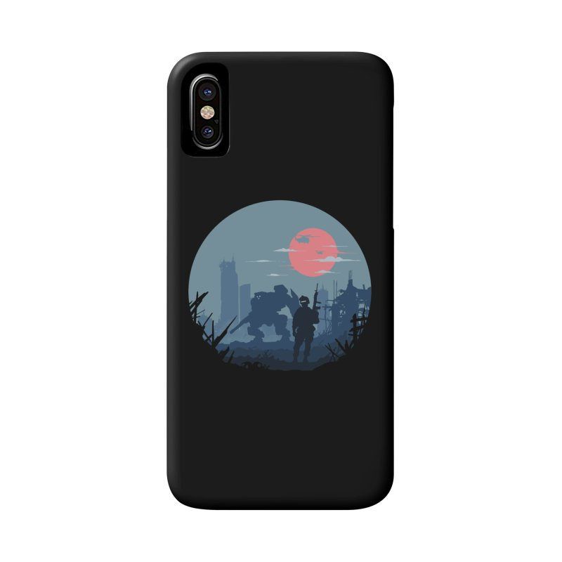 Salvation Accessories Phone Case by Steven Toang