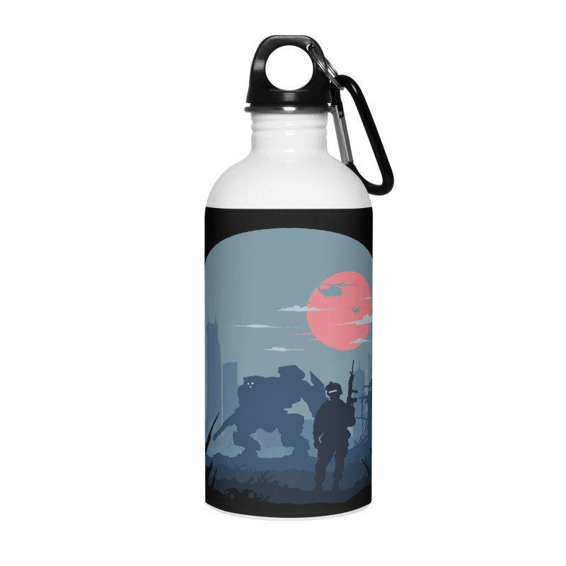Salvation Accessories Water Bottle by Steven Toang