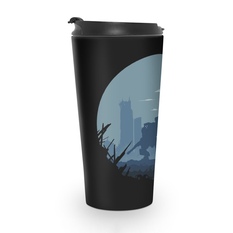 Salvation Accessories Travel Mug by Steven Toang