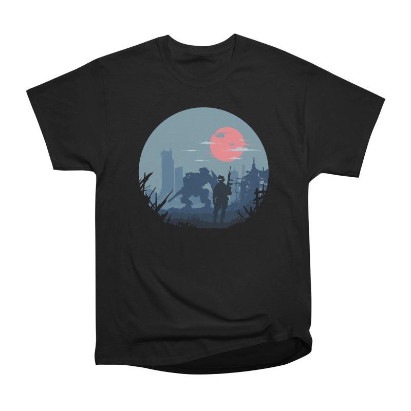 Salvation Men's Heavyweight T-Shirt by Steven Toang