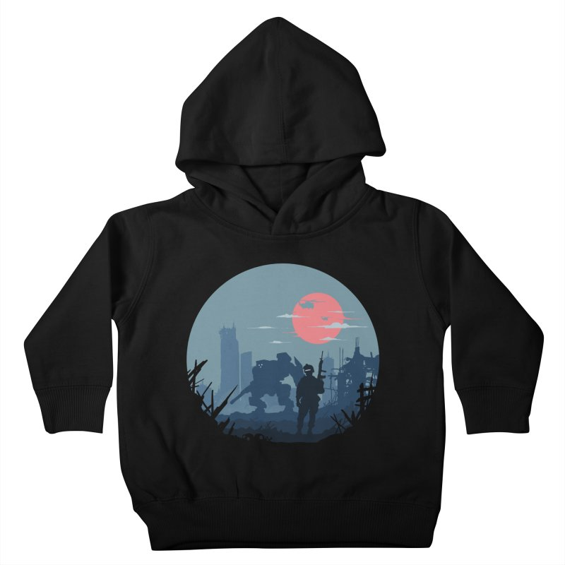 Salvation Kids Toddler Pullover Hoody by Steven Toang