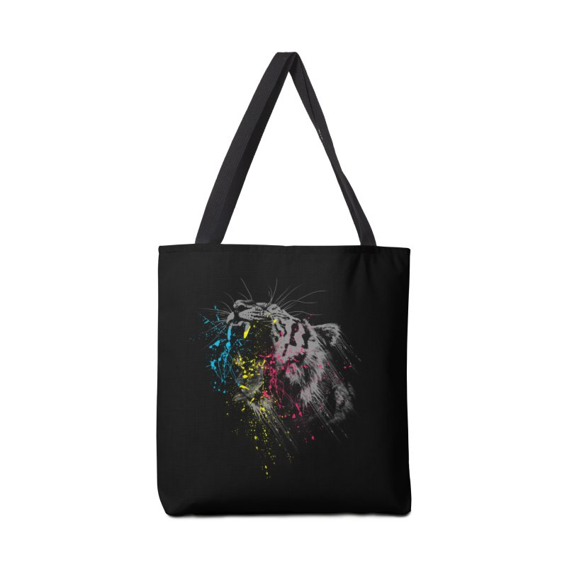 Rawr Accessories Bag by Steven Toang