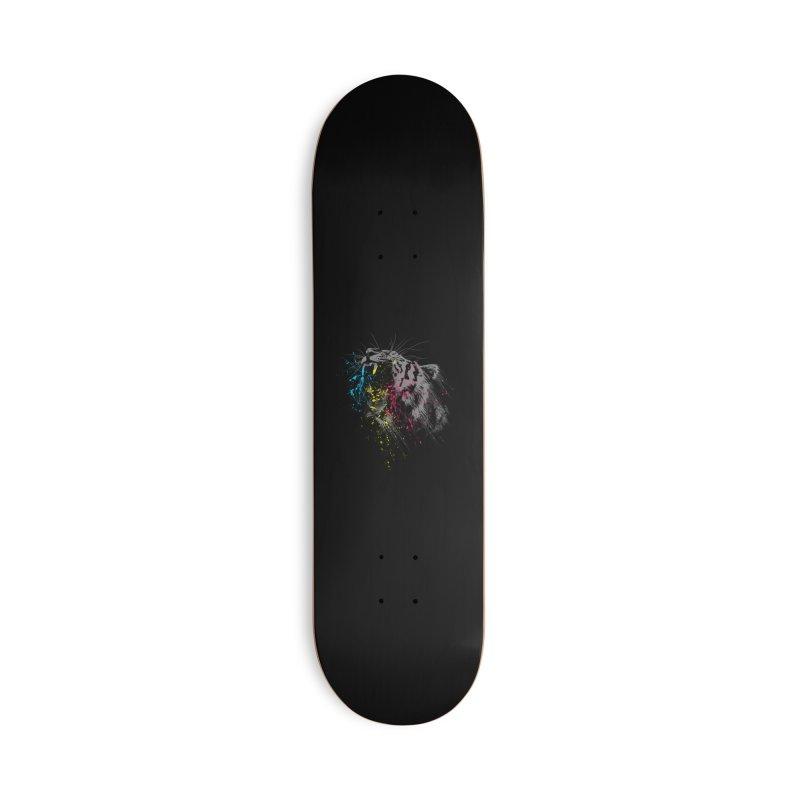 Rawr Accessories Skateboard by Steven Toang