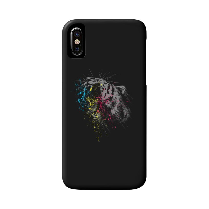 Rawr Accessories Phone Case by Steven Toang