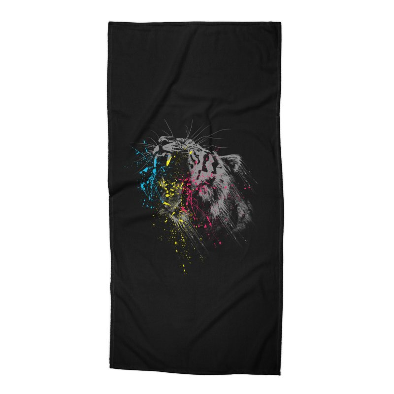 Rawr Accessories Beach Towel by Steven Toang