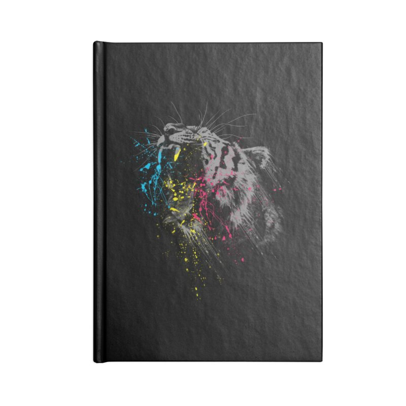 Rawr Accessories Lined Journal Notebook by Steven Toang