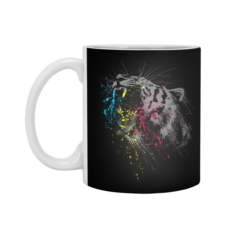 Rawr Accessories Standard Mug by Steven Toang