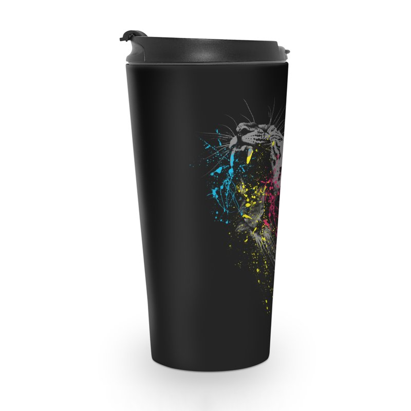Rawr Accessories Travel Mug by Steven Toang
