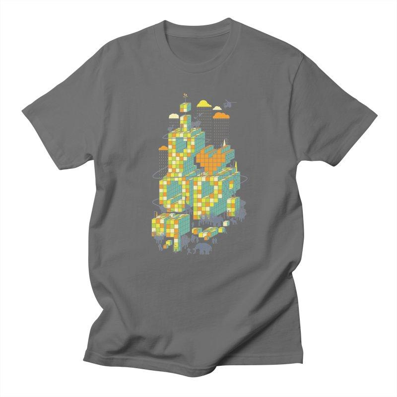 I love POP Men's T-Shirt by Steven Toang
