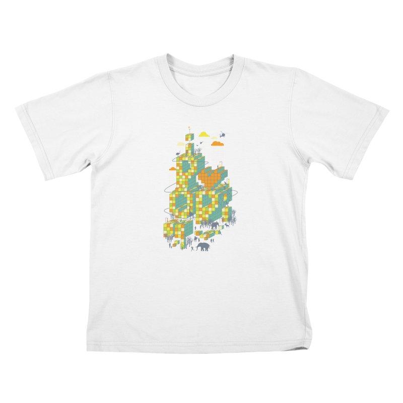 I love POP Kids T-Shirt by Steven Toang