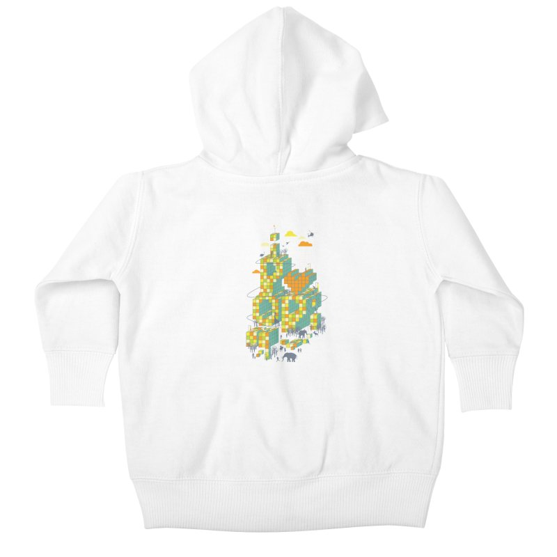 I love POP Kids Baby Zip-Up Hoody by Steven Toang