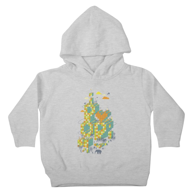 I love POP Kids Toddler Pullover Hoody by Steven Toang