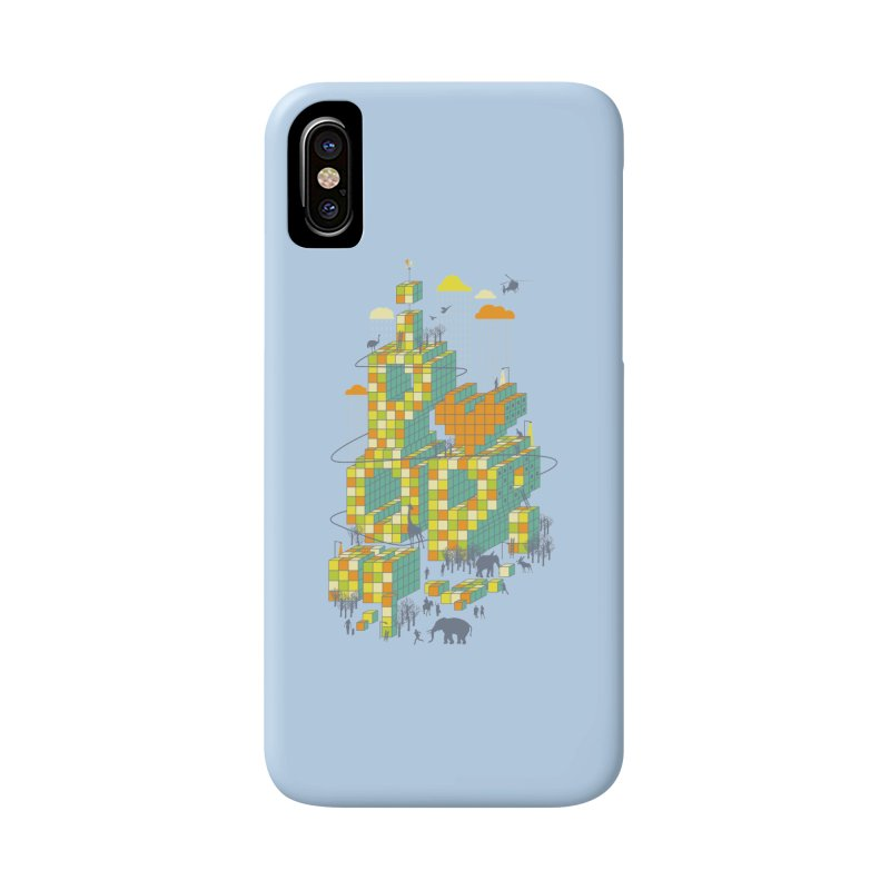 I love POP Accessories Phone Case by Steven Toang
