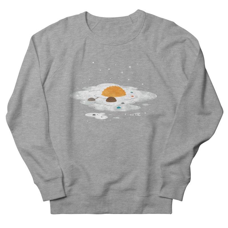Egg Dimension Men's Sweatshirt by Steven Toang