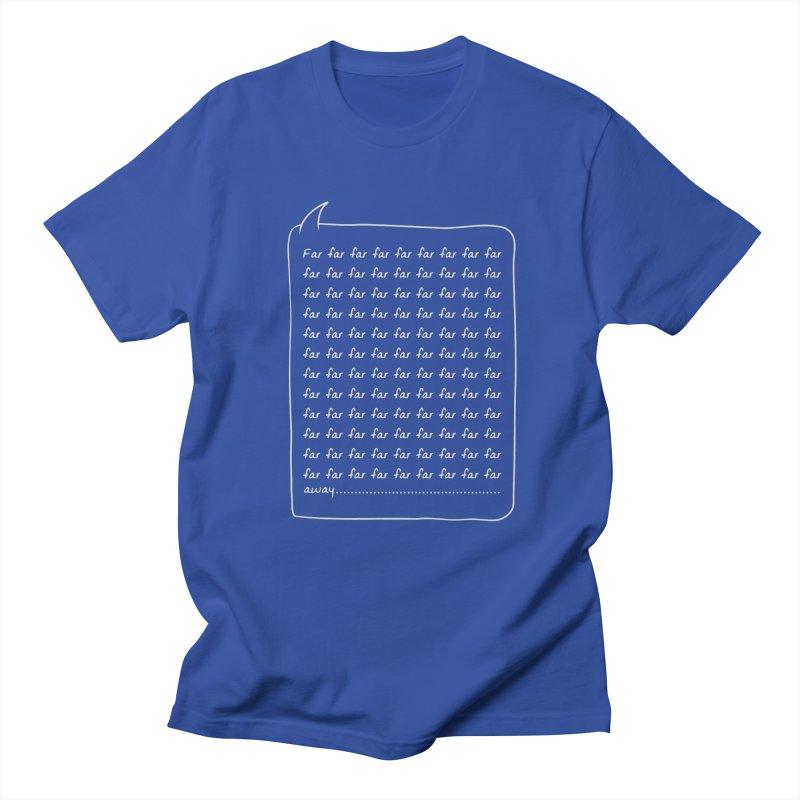 Far far away Women's Regular Unisex T-Shirt by Steven Toang
