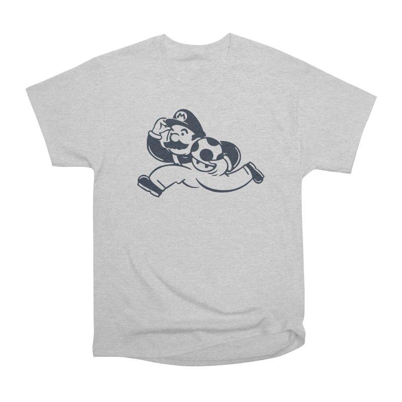 Mariopoly Men's Heavyweight T-Shirt by Steven Toang
