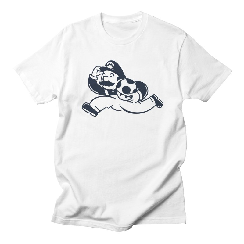 Mariopoly Women's Regular Unisex T-Shirt by Steven Toang