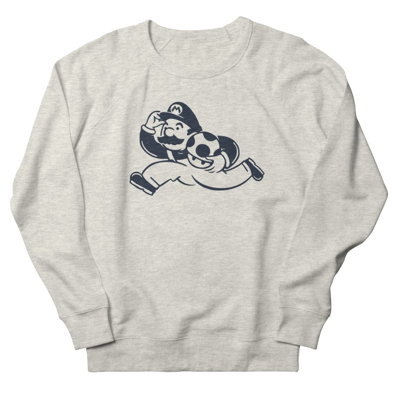 Mariopoly Women's French Terry Sweatshirt by Steven Toang