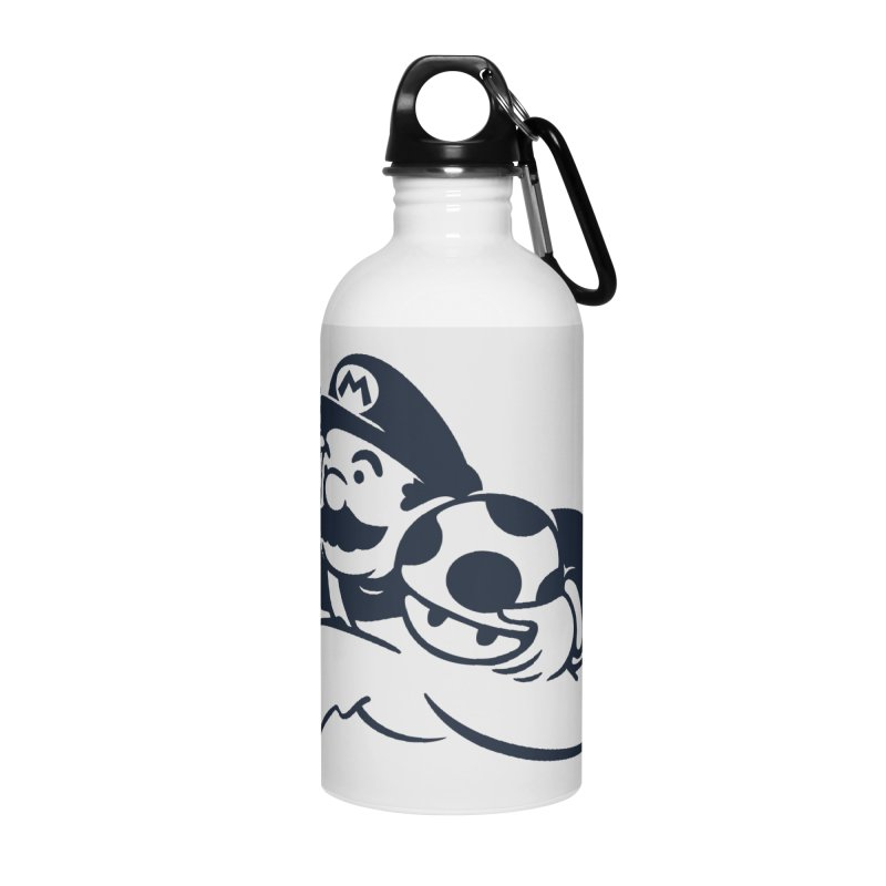 Mariopoly Accessories Water Bottle by Steven Toang