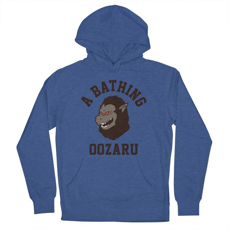 A Bathing Oozaru Men's Pullover Hoody by Steven Toang
