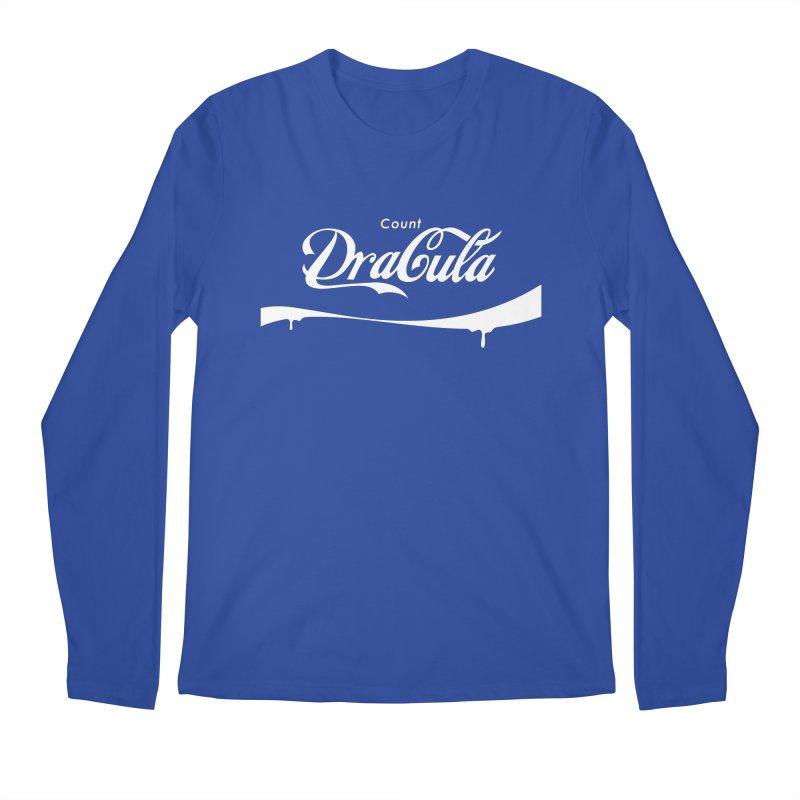 Count Dracula Men's Longsleeve T-Shirt by Steven Toang