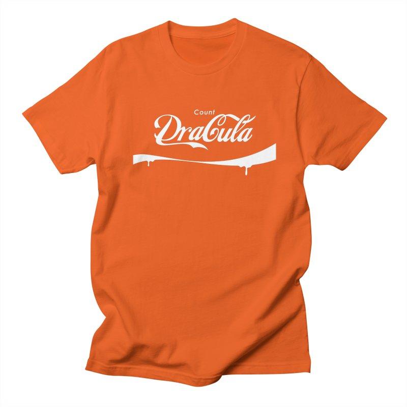 Count Dracula Women's Regular Unisex T-Shirt by Steven Toang