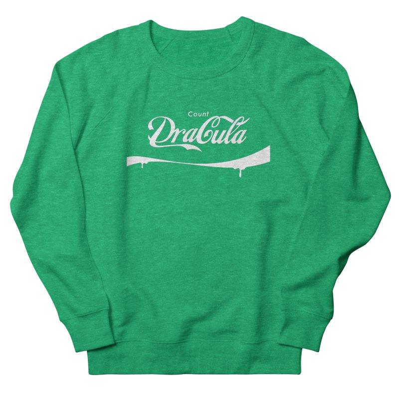 Count Dracula Women's Sweatshirt by Steven Toang