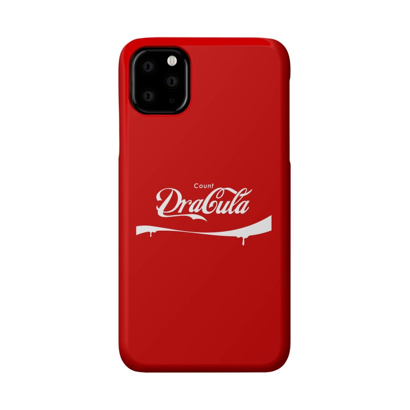 Count Dracula Accessories Phone Case by Steven Toang