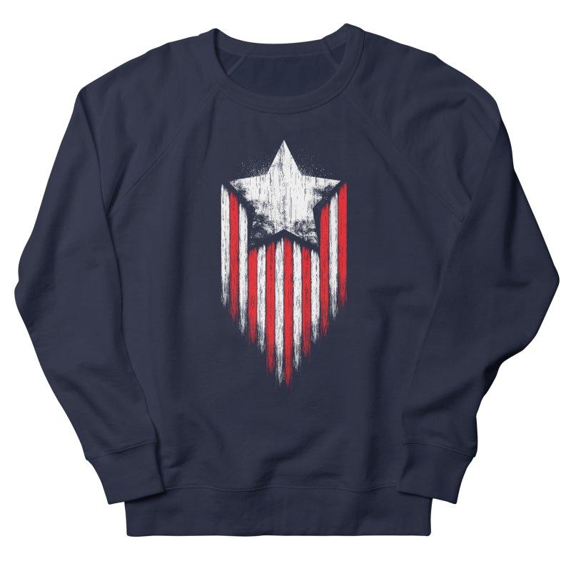 Star & Stripes Men's Sweatshirt by Steven Toang
