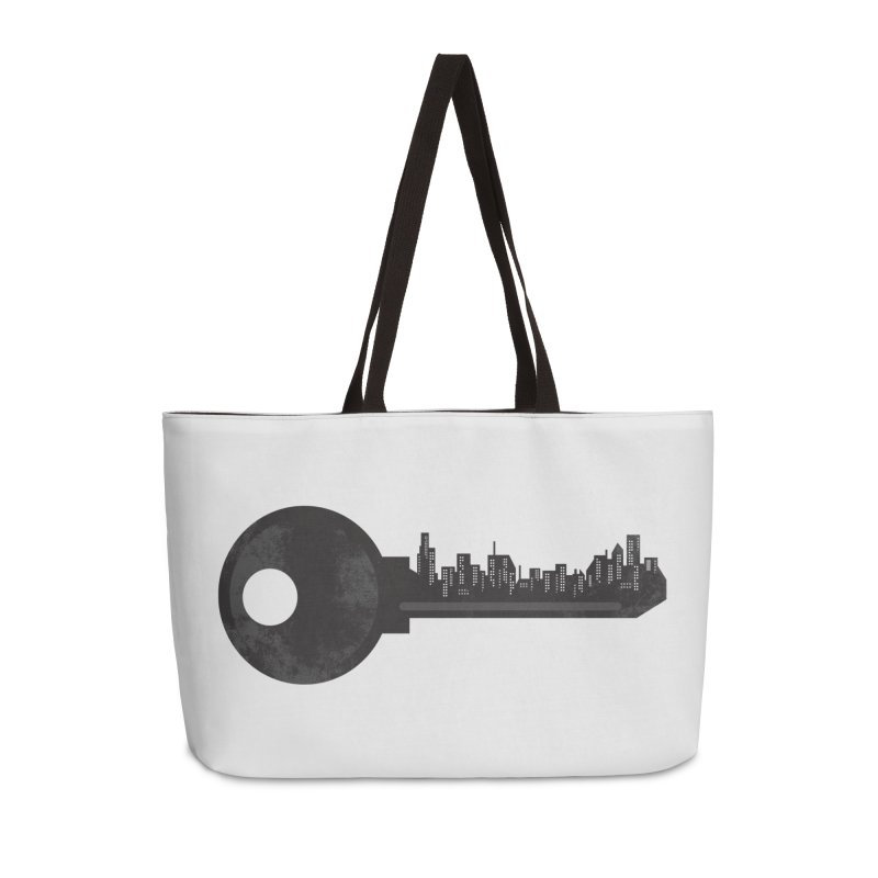 City Key Accessories Weekender Bag Bag by Steven Toang
