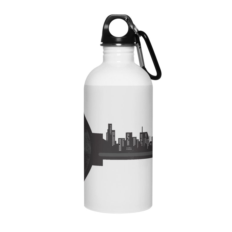 City Key Accessories Water Bottle by Steven Toang