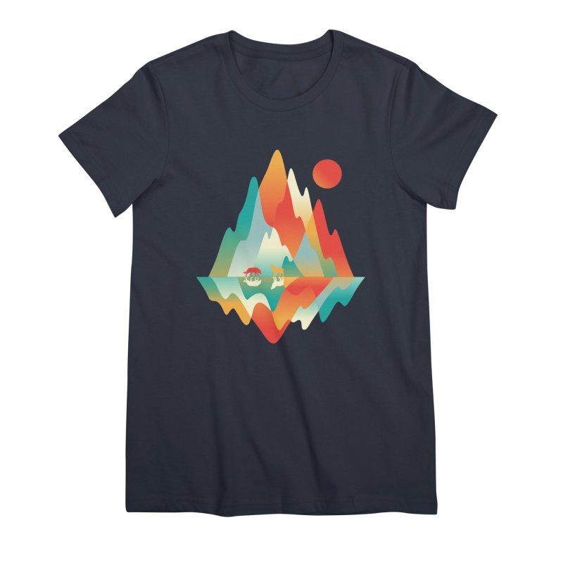 Color in the wild Women's T-Shirt by Steven Toang