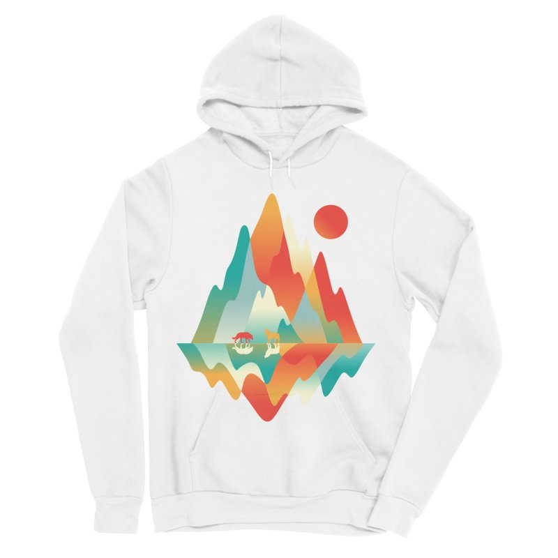 Color in the wild Women's Pullover Hoody by Steven Toang
