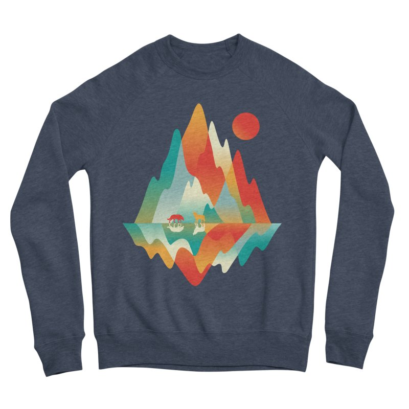 Color in the wild Women's Sweatshirt by Steven Toang