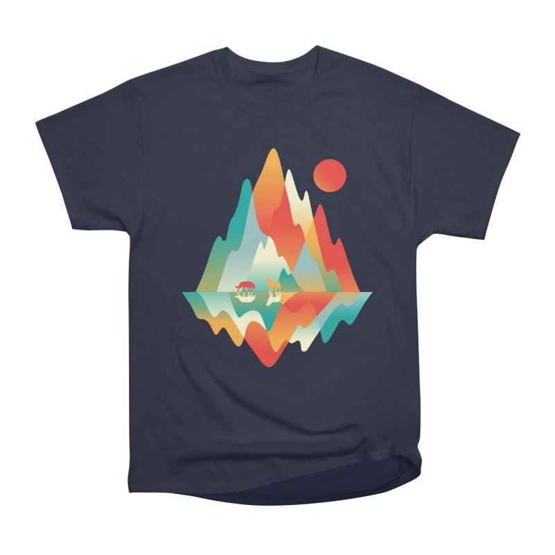 Color in the wild Women's Heavyweight Unisex T-Shirt by Steven Toang