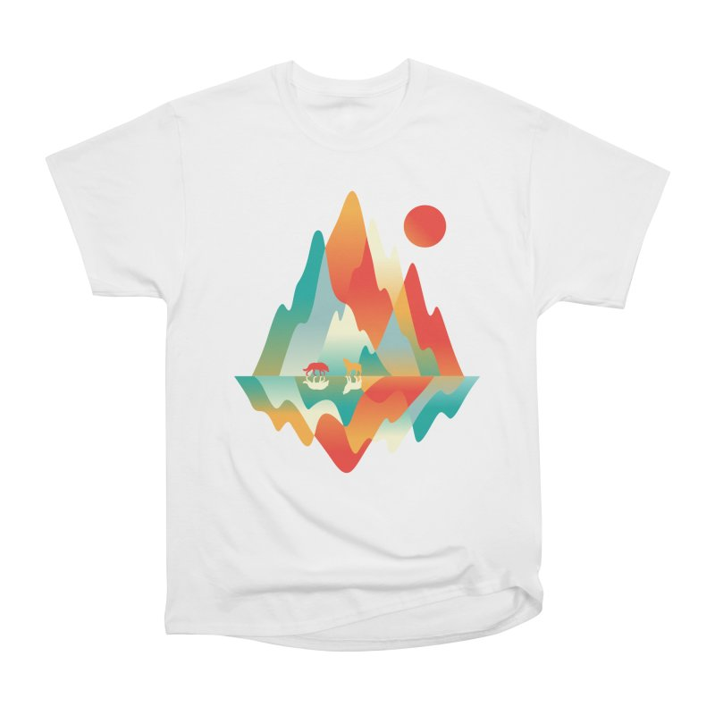 Color in the wild Men's Heavyweight T-Shirt by Steven Toang