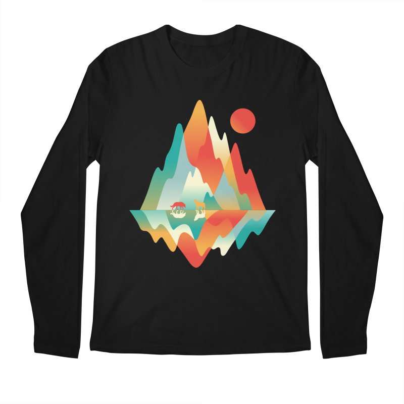 Color in the wild Men's Longsleeve T-Shirt by Steven Toang