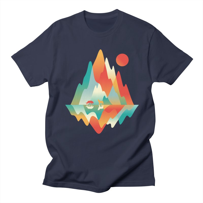 Color in the wild Men's T-Shirt by Steven Toang