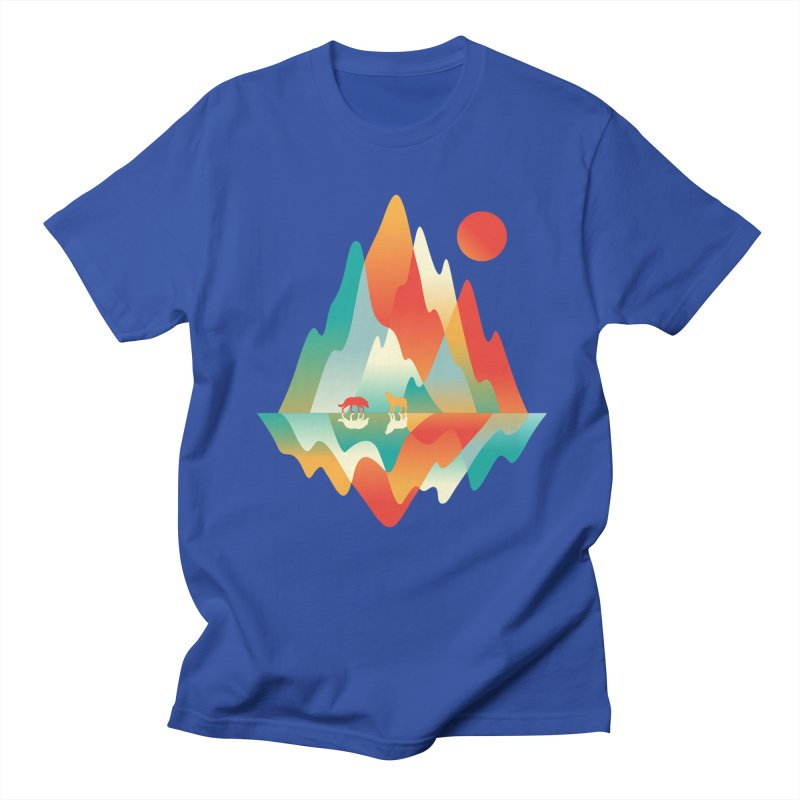 Color in the wild Women's Regular Unisex T-Shirt by Steven Toang