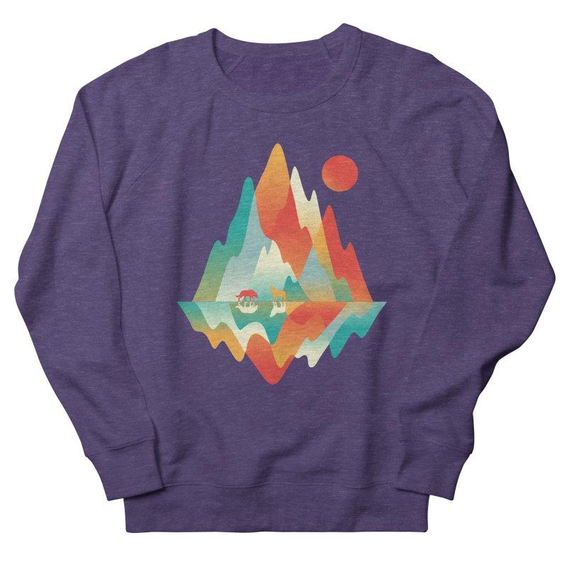 Color in the wild Men's Sweatshirt by Steven Toang