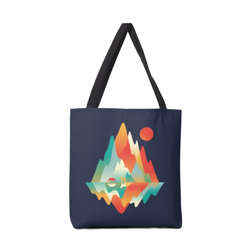 Color in the wild Accessories Bag by Steven Toang