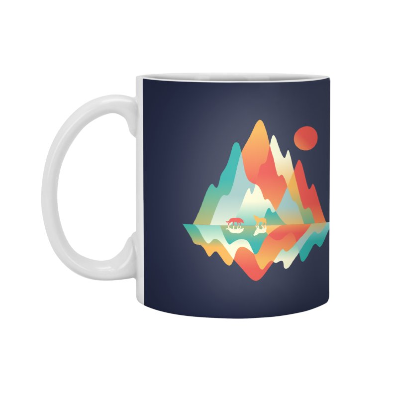 Color in the wild Accessories Mug by Steven Toang