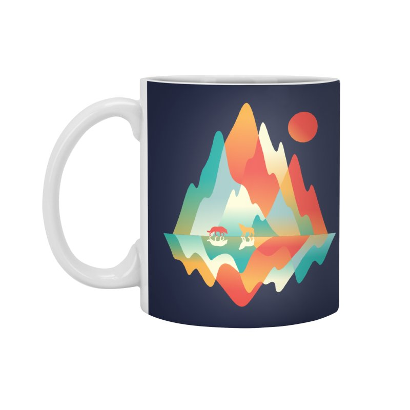 Color in the wild Accessories Standard Mug by Steven Toang