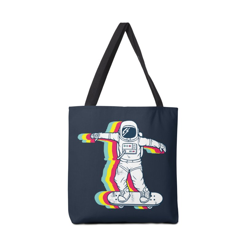 Spaceboarding Accessories Bag by Steven Toang